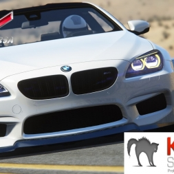 Assetto Corsa - BMW M6 Car mod - Gameplay 1440p 6ofps
