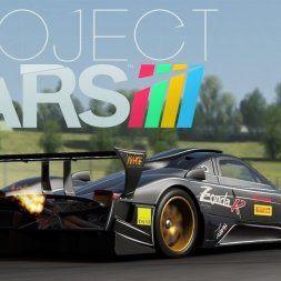 Project CARS  - Pagani Edition @ Monza