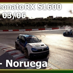 Dirt Rally - Campeonato RX S1600 - 09 - Hell - S1600 (PT)