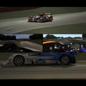 Enduracers: rFactor vs rFactor2