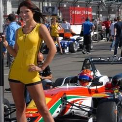Formula 3 at Johannesburg