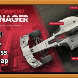 """Motorsport Manager Ep 14 Career: One Less Lap"""