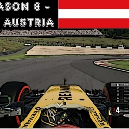 F1 2016 - F1XL Season 8 - Race 9: Austria