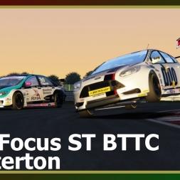 Assetto Corsa - Ford Focus ST BTTC - Snetterton