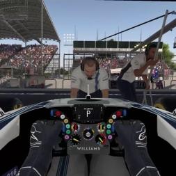 F1 2016 RaceDepartment Championship - Round 8: Baku