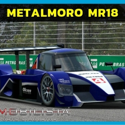 Automobilista -Metalmoro MR18 at Imola 2001 (PT-BR)