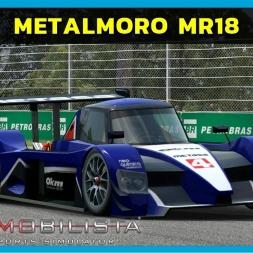 Automobilista -Metalmoro MR18 at Imola 2001 (PT-BR)