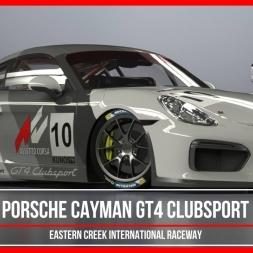 ★Assetto Corsa - Porsche Cayman GT4 Clubsport