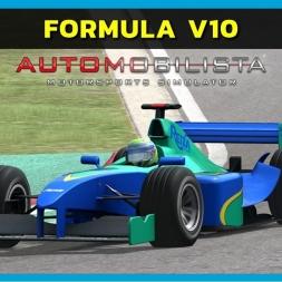 Automobilista - Formula V10 at Imola 2016 (PT-BR)