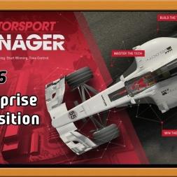 """Motorsport Manager Ep. 16 Career: Surprise Position"""