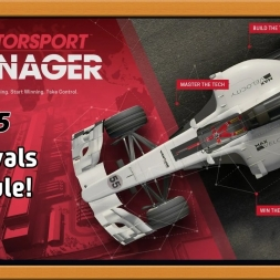 """Motorsport Manager Ep. 15 Career: Rovals Rule!"""