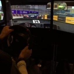 rFactor 2 -  Macau Grand Prix - GT4 -