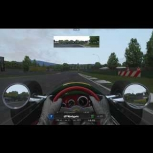 Lotus Type 25 / Mills Metropark / Race / Multiplayer
