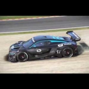 MadMaxNL Max racing Renault RS sport in Belgium music by Nawor Kadjar