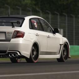 Assetto Corsa 1.9(Subaru Impreza WRX STi S206 1.9.3)