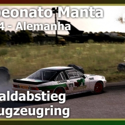 Dirt Rally - Campeonato Manta - Rally 04 - Etapa 03-04