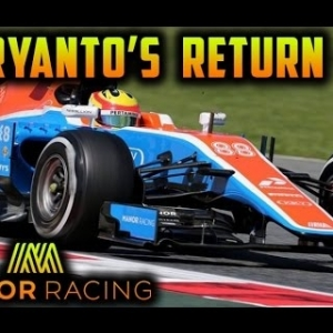 Haryanto's Return Part 2: Bahrain | CRAZY RACE