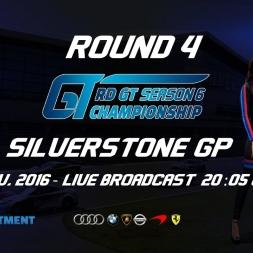 RD GT Championship | R4 Silverstone GP