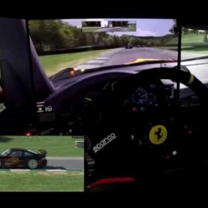 iRacing_Lime Rock Park_Ruf RT 12R_30 minuti_OSW WHEEL