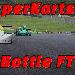 SuperKarts EPIC Battle for the Win!