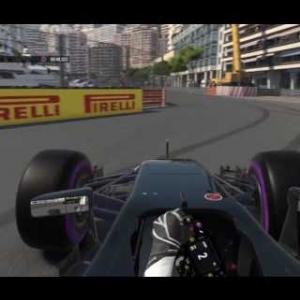 F1 2016 Monaco Hot Lap | McLaren Honda
