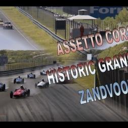 Assetto Corsa Historic Grand Prix Zandvoort.