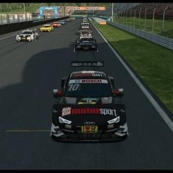 RaceRoom Pole lap | DTM 2016 @ Hungaroring