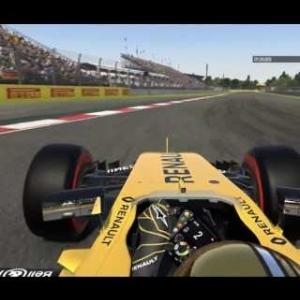 Autódromo Hermanos Rodríguez Hot Lap/Renault Sport F1 Team