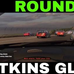 BSR Kia World Series Watkins Glen Race 3