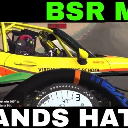 BSR MX5 at Brands Hatch - Better than expected