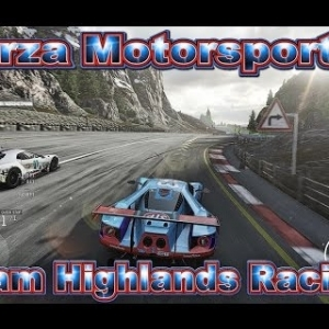Forza Motorsport 6: Team Highlands Racing