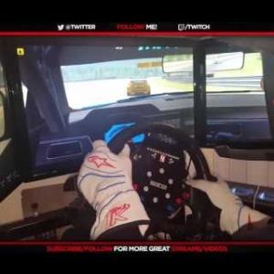 Assetto Corsa BTCC Red Bull Ring last lap battle