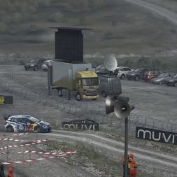 DiRT Rally - Intro - Staduim- Spectator- UK (PC HD) [1080p]