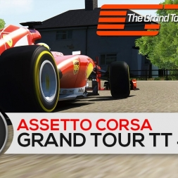 Assetto Corsa - Ferrari F138 - The Grand Tour Eboladrome Time Trial #1