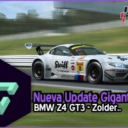 RACEROOM RACING EXPERIENCE | NUEVA GRAN ACTUALIZACION | ESPAÑOL HD.