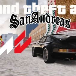GTA San Andreas for Assetto Corsa! (Well, just Las Venturas)