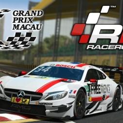 RaceRoom Racing | MERCEDES-AMG C 63 DTM 2016 @ Guia Circuit Macau