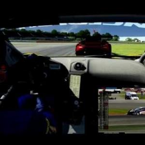 RDGTC S6/R4 | Silverstone GP, Saussey vs. Ferrie