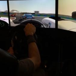 rFactor 2 - Magny-Cours V1.45 - EnduRacers P2 /GTE & GTC - 20 min race .