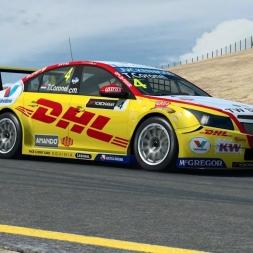 [R3E] Chevrolet RML Cruze at Sonoma Raceway