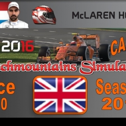 F1 2016 Career Season 3 England