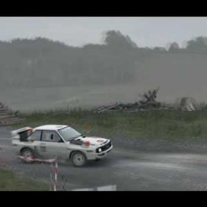 DIRT RALLY | Audi Quattro S1 | Pays de Galles