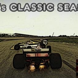 80's Classic Season - Race 1: Silverstone