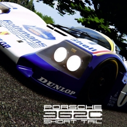 Assetto Corsa - DLC + MOD - Porsche 962C Short Tail  @ Virginia International Raceway- PC 60FPS