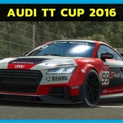 Raceroom  - Audi TT CUP 2016 at Macau (PT-BR)