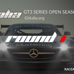 [Gtitalia.org] GT3 SERIES OPEN SEASON 2016 - Round 1