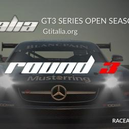 [Gtitalia.org] GT3 SERIES OPEN SEASON 2016 - Round 3
