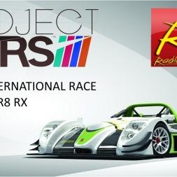 Project CARS Dubai International Race with Radical SR8 RX