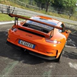 Hooliganism in the Porsche 911 GT3 RS