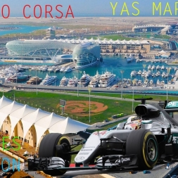 AssettoCorsa 1.10.1 F1 ACFL 2016 V4.02 MERCEDES HAMILTON YAS MARINA GP